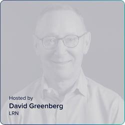 Headshot Cover - David Greenberg