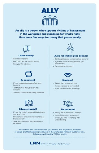 Sexual Harassment Prevention: Being an Ally